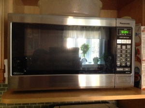 Microwave reflection