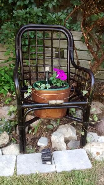 flowerchair