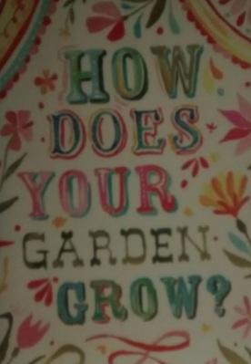 howdoesyourgardengrow