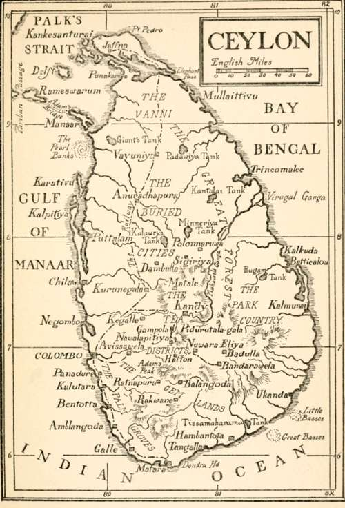 Sketch-Map-Of-Ceylon