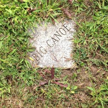 BigCanoe graves ...