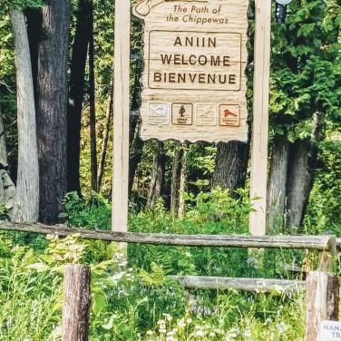 Nanabush trails